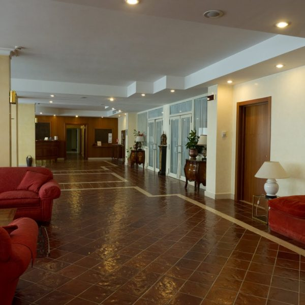 Hall reception